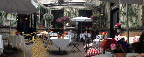 The Ivy Patio
