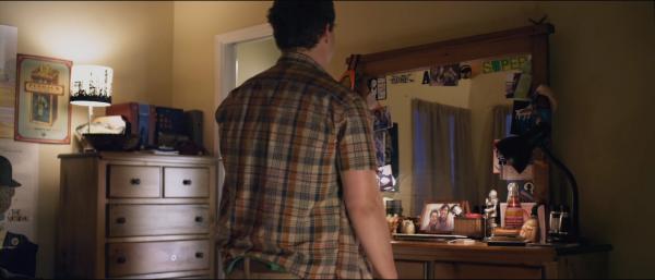 Matty's Bedroom