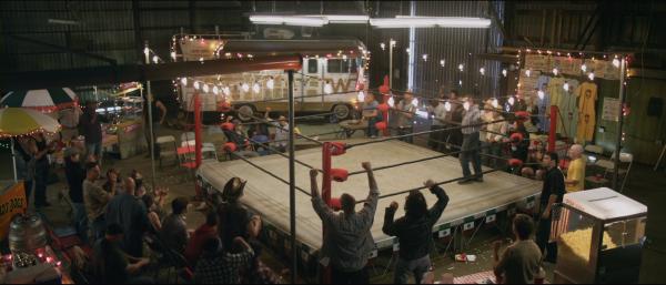 Underground Mexican Wrestling