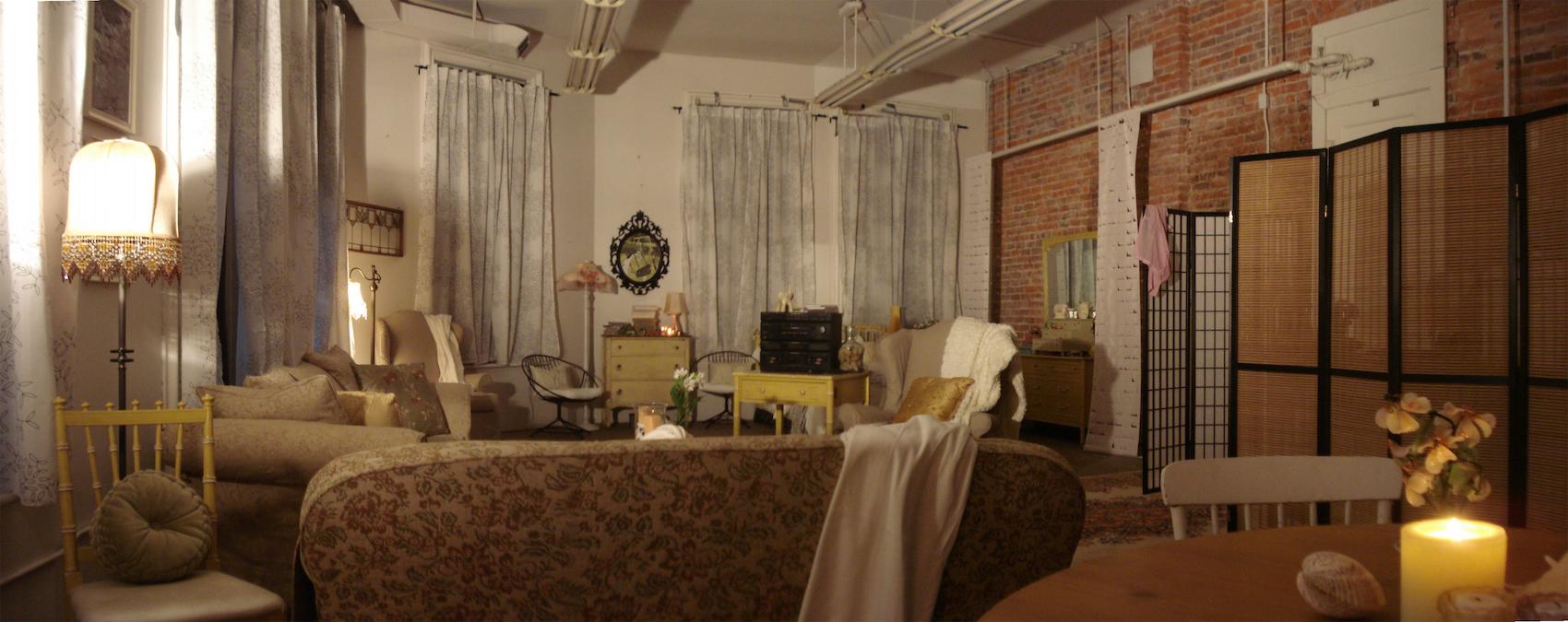 Claire's Apartment