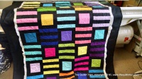 kids quilt, longarm quilting, custom quilting, youth, family, grandma quilting
