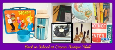 Top 10 Back to School Antiques and Collectibles