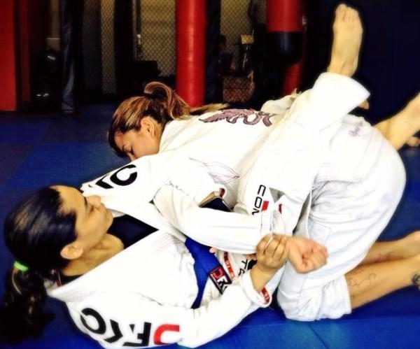 women's Brazilian Jiu-jitsu, Kimura arm lock