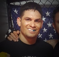 Johnny Luna, MMA fighter, kickboxing coach, crossfit