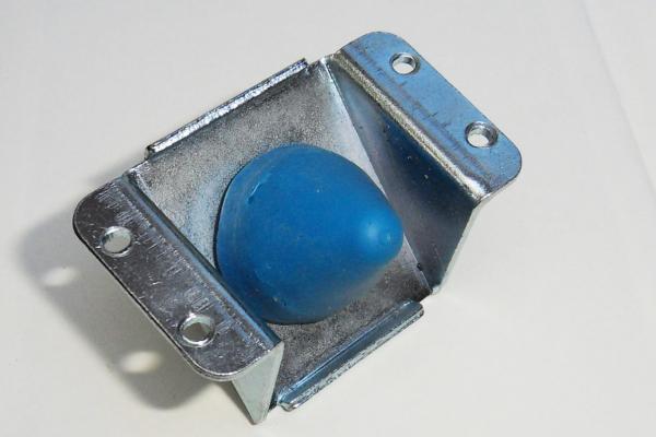 Blue (60 Shore) Brake Mod in T3PA Pro Bracket