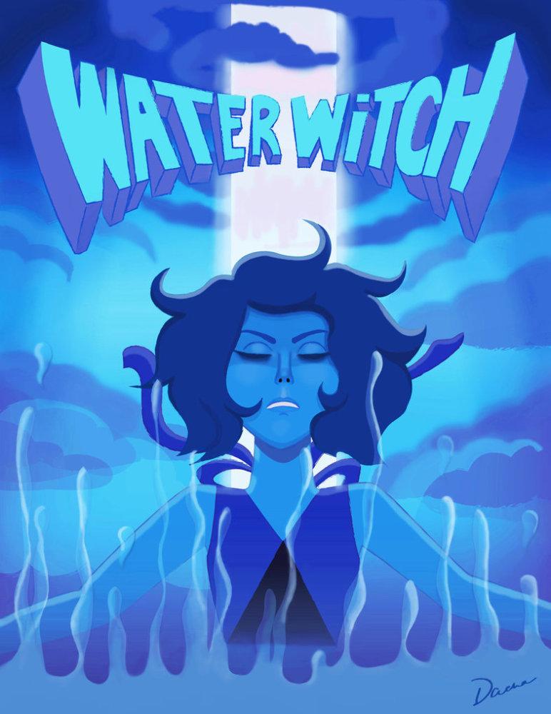 Lapis Lazuli - Water Witch