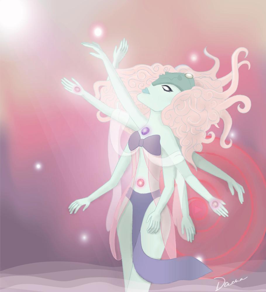 Temple Gem - Steven Universe Fan Art