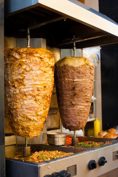 Platters: Chicken Shawarma/ Gyro