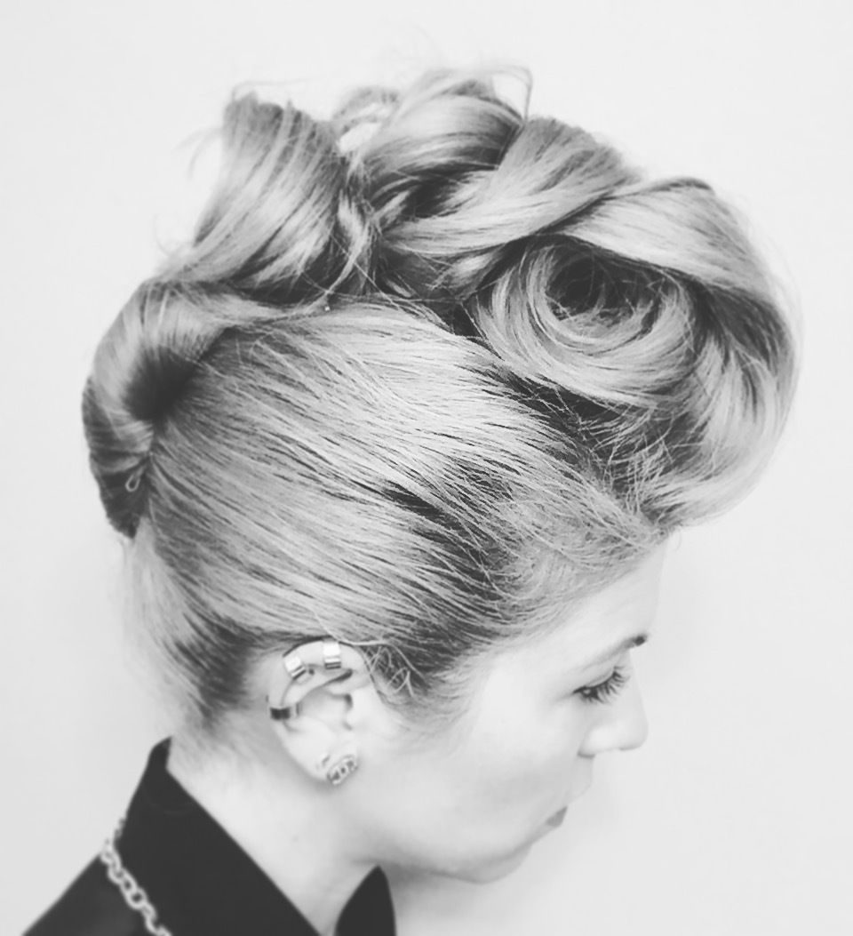 Updo by Emily