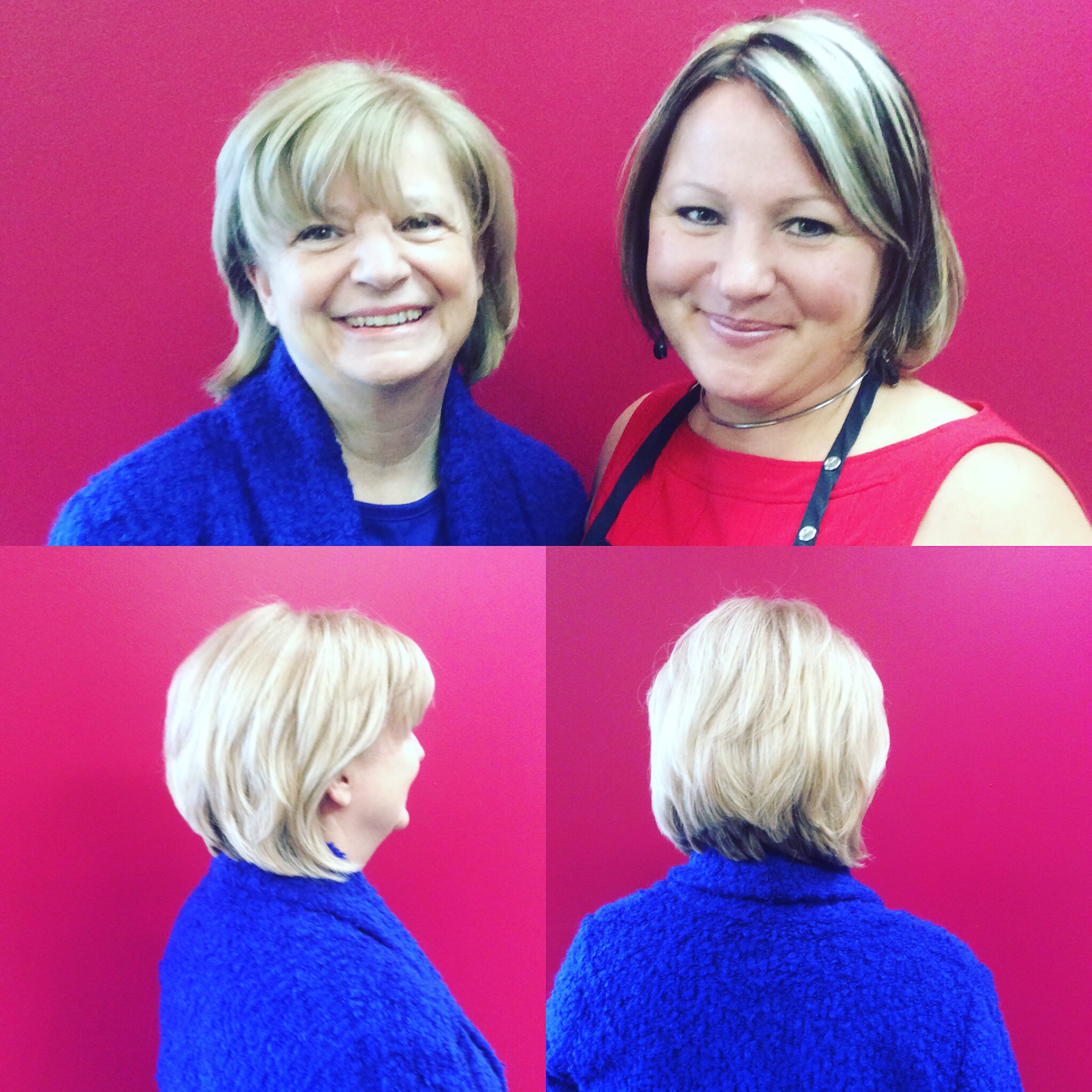 Cut and Color by Janina!