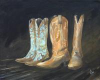 country, boots, western, farm, cowboy