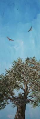 wine country, oak, california, art