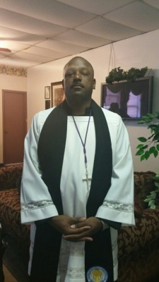 Elder Chris Wren