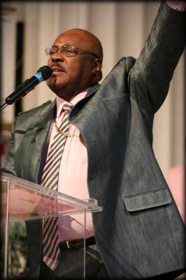 Bishop Peter Wren Sr.