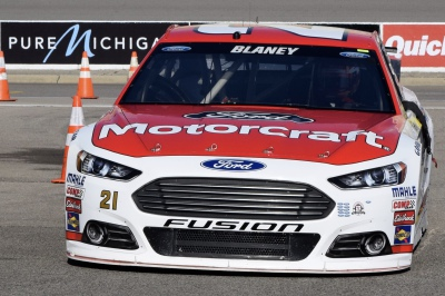 Ryan Blaney - Michigan International Speedway