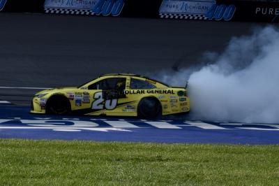Matt Kenseth - Michigan International Speedway