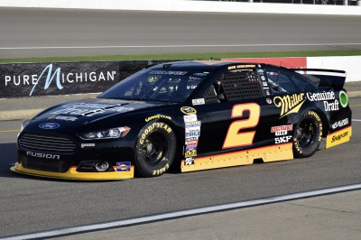 Brad Keselowski - Michigan International Speedway