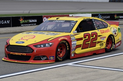 Joey Logano - Michigan International Speedway