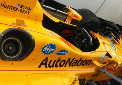 Ryan Hunter-Reay - Belle Isle Grand Prix
