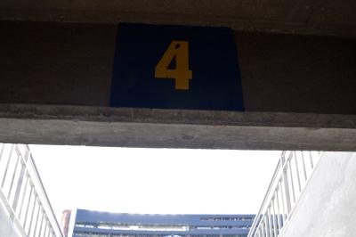 4 for Harbaugh - Michigan Stadium
