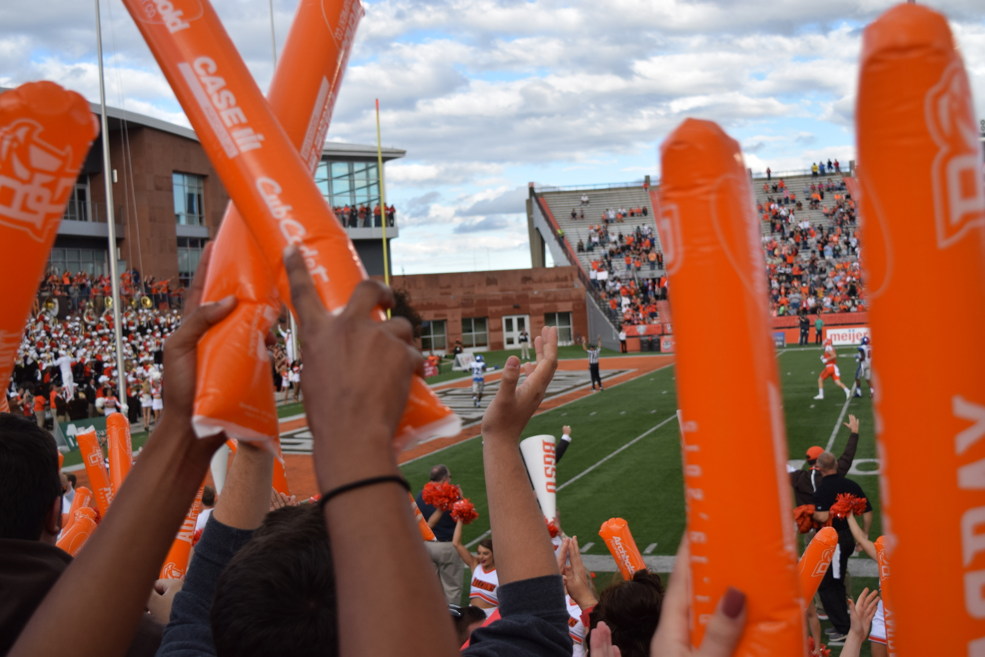 Bowling Green State University Falcons - Doyt Perry Stadium