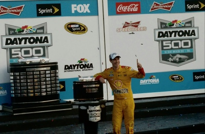 Joey Logano - Daytona International Speedway