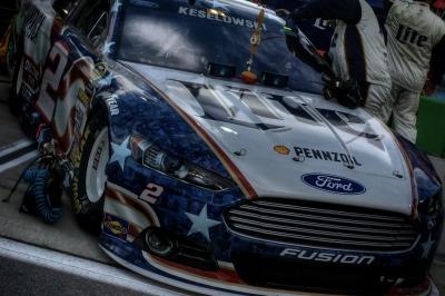 Brad Keselowski - Kentucky Speedway