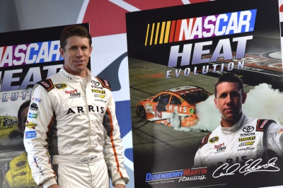 Carl Edwards - Charlotte Motor Speedway