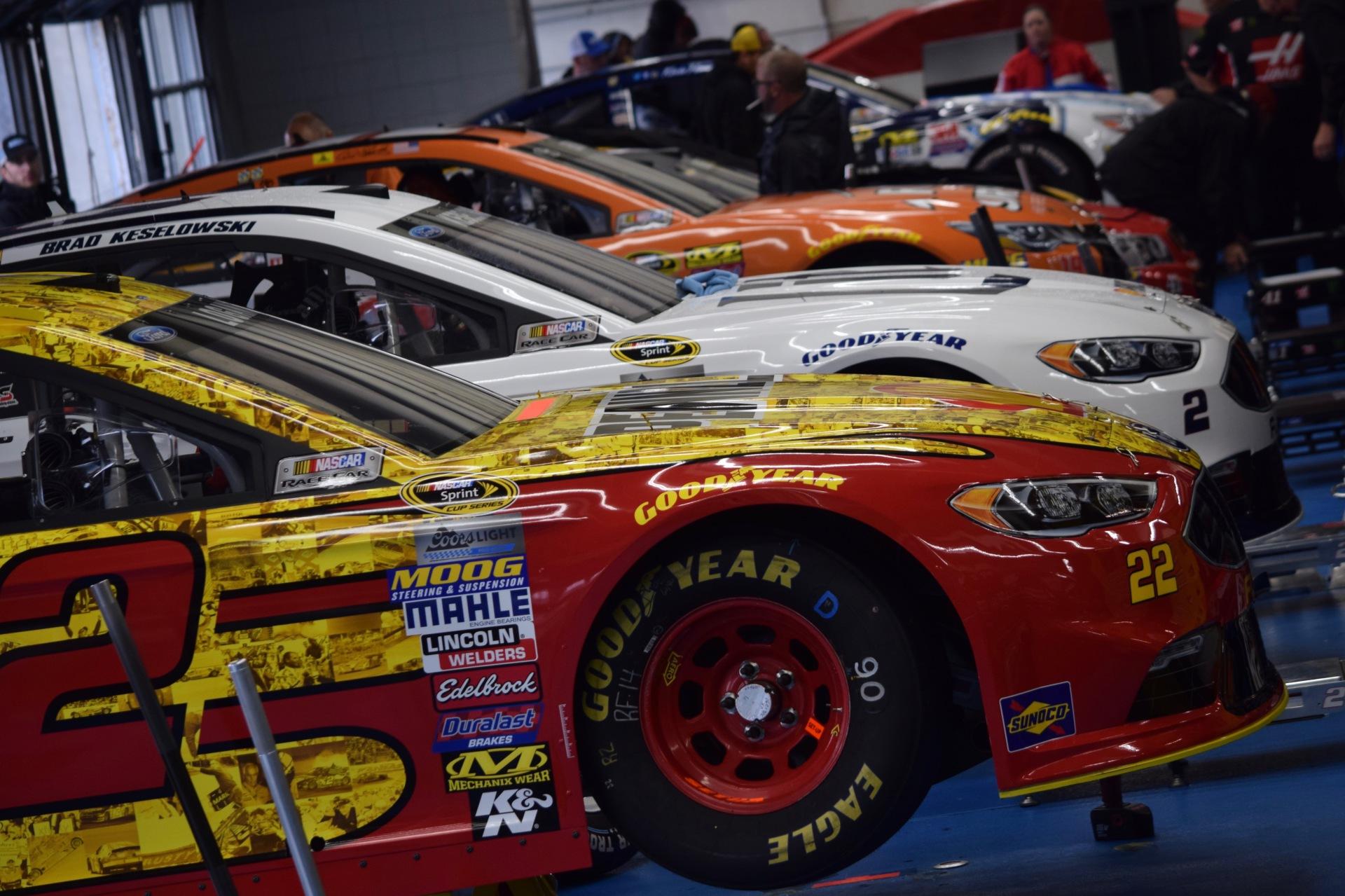 Charlotte Motor Speedway Garage - Concord, NC