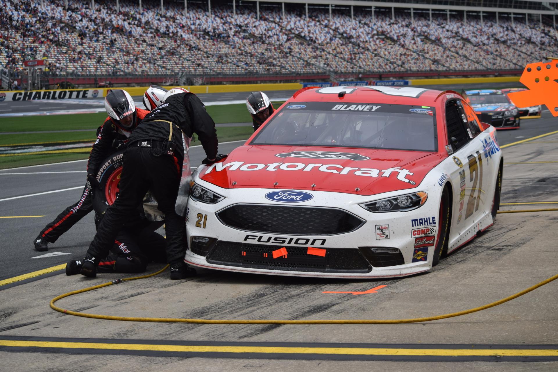 21 Team - Charlotte Motor Speedway