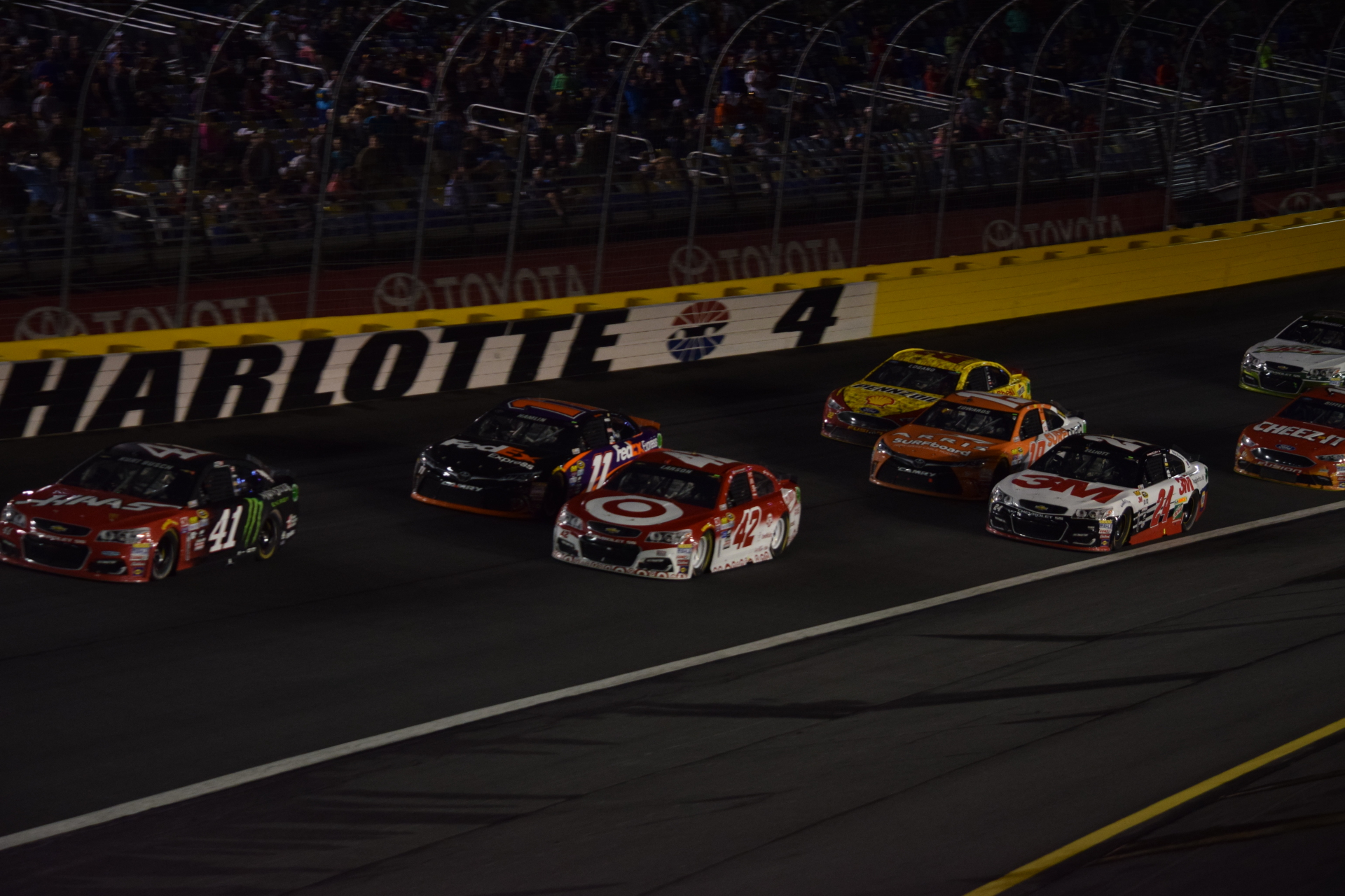 Charlotte Motor Speedway - Concord, NC