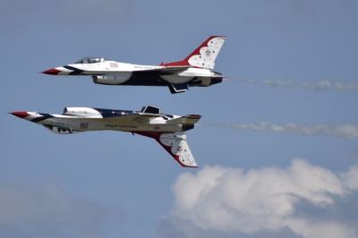 USAF Thunderbirds - Shaw AFB, SC