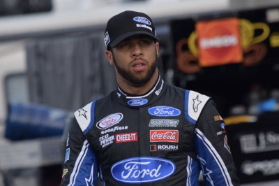Bubba Wallace - Charlotte Motor Speedway