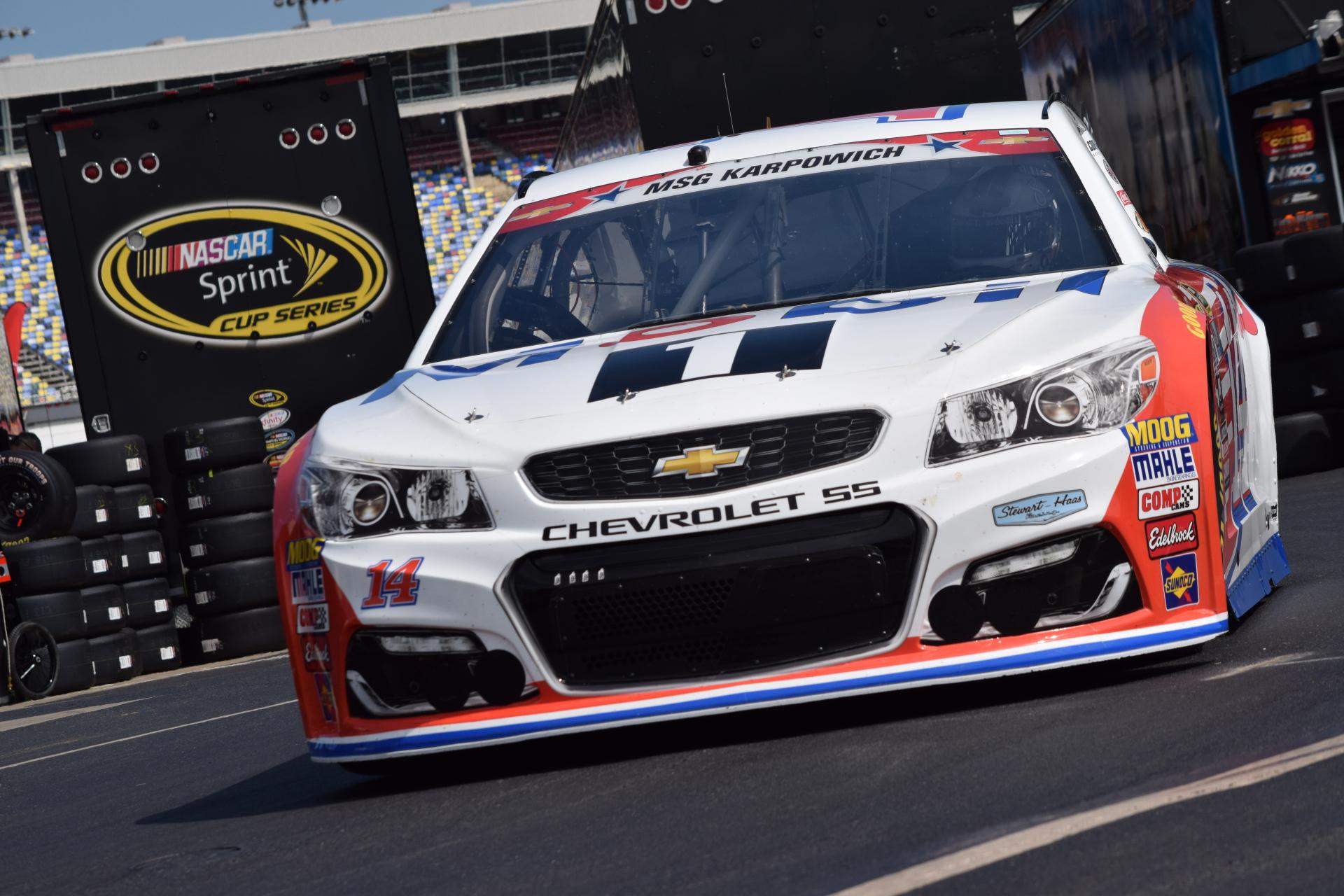 Tony Stewart - Charlotte Motor Speedway