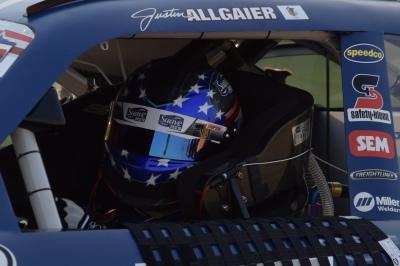 Justin Allgaier - Charlotte Motor Speedway