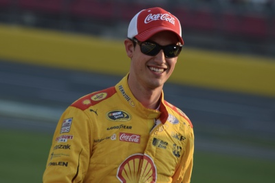Joey Logano - Charlotte Motor Speedway