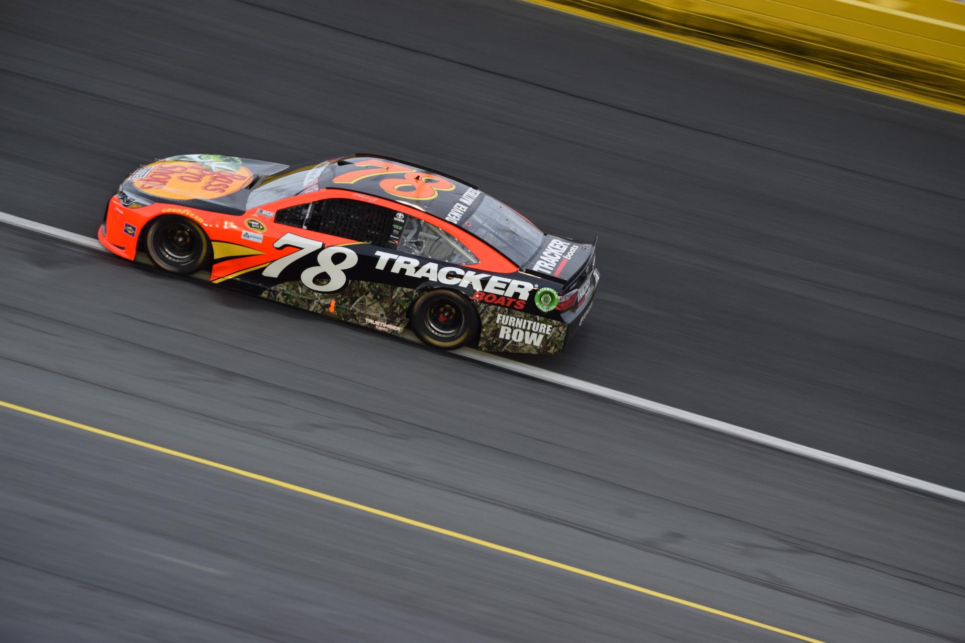 Martin Truex Jr. - Charlotte Motor Speedway