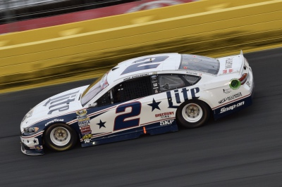 Brad Keselowski - Charlotte Motor Speedway
