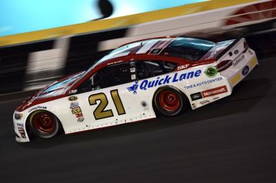 Ryan Blaney - Charlotte Motor Speedway