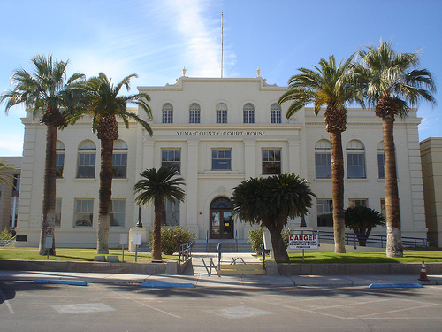 Historic Yuma County Courthouse