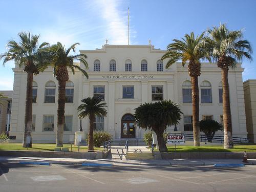 Historic Yuma County Courthouse