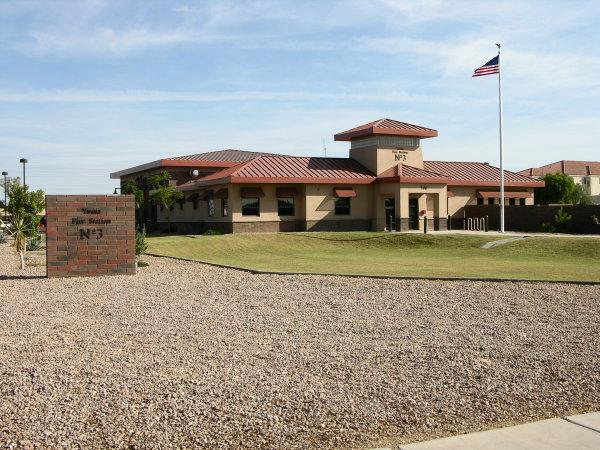 City of Yuma Fire Station No. 3