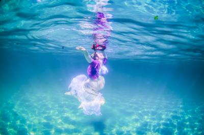 Underwater Mumma