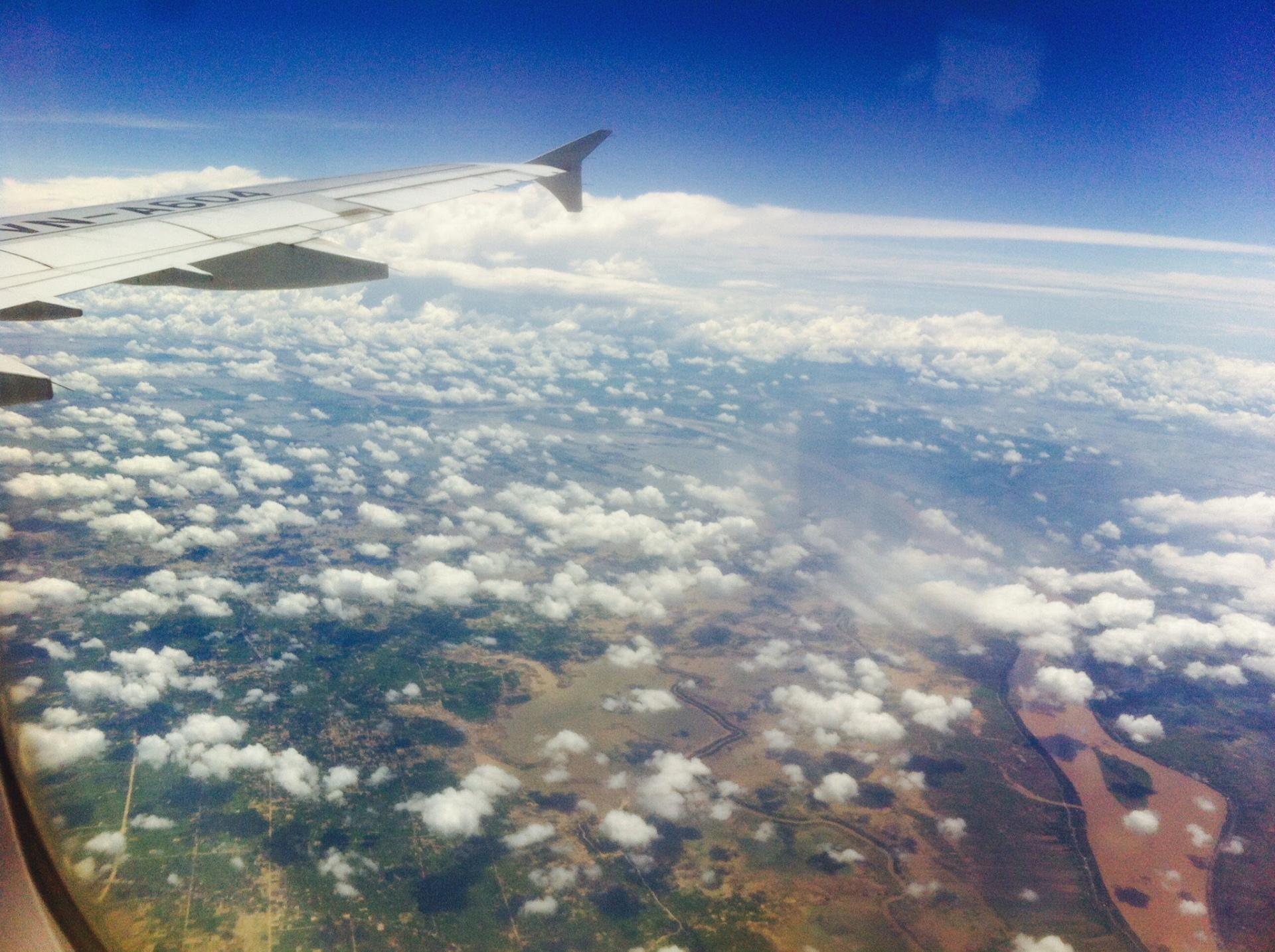 Arrival in Vietnam