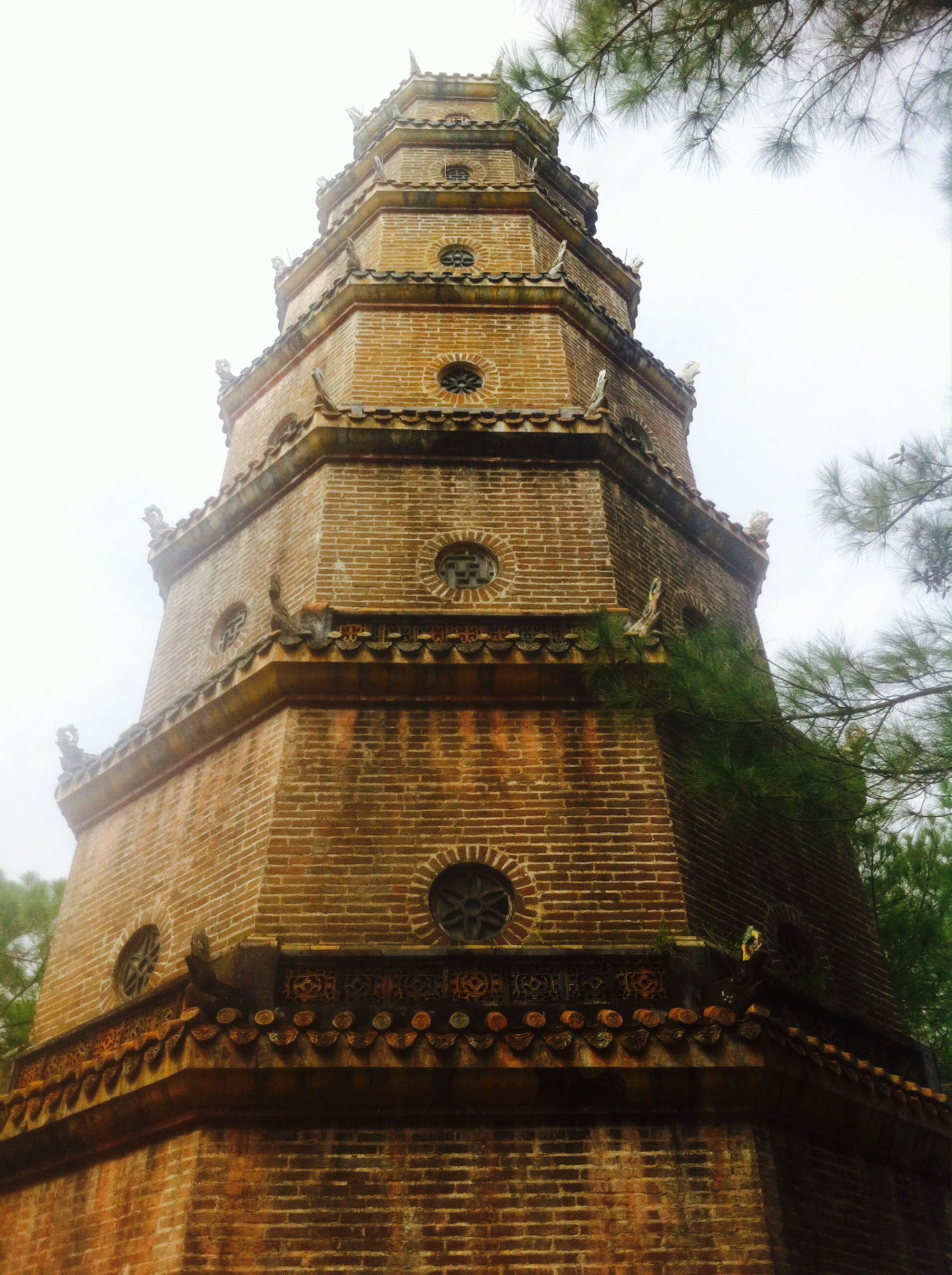 Temples and Pagodas