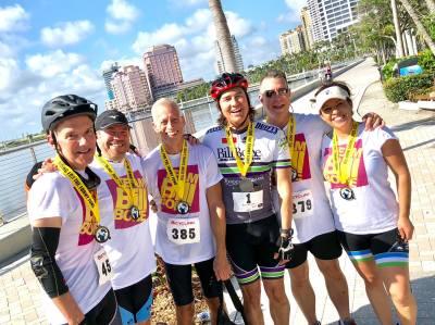 Smart Ride with Team Bill Bone