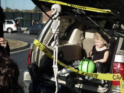 Trunk or Treat Halloween - October 26th