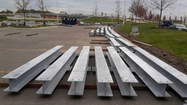 SOLID METAL GROUP IS CURRENTLY WORKING ON O'HARE AIRPORT EXPANSION