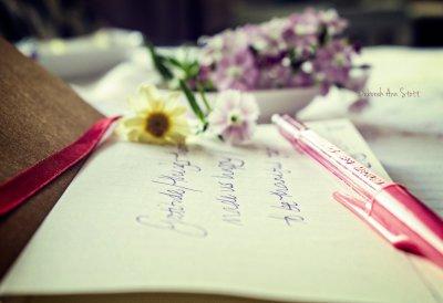 Gratitude Journal (C) DAS2015