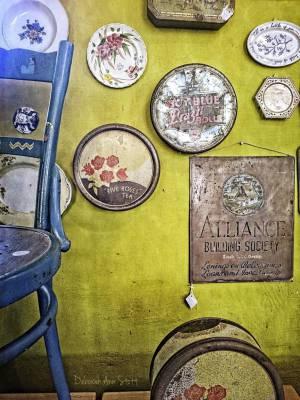 Antique delights (C) DA Stott (Greasley) 2015